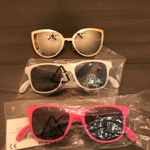 Victoria Secret Pink sunglasses, fashion glasses